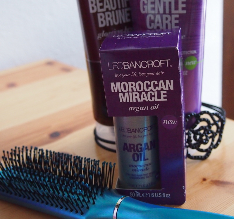 leo bancroft gentle care sulphate free shampoo