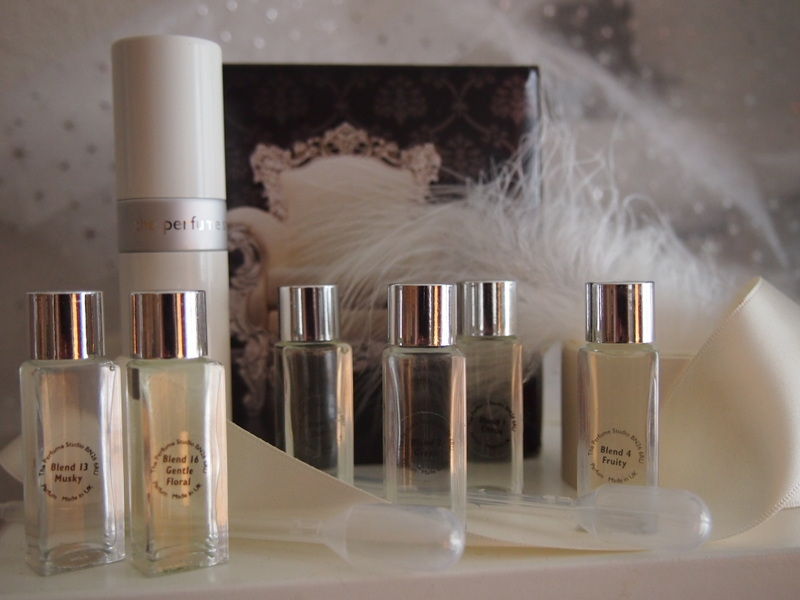 Create your own fragrance kit