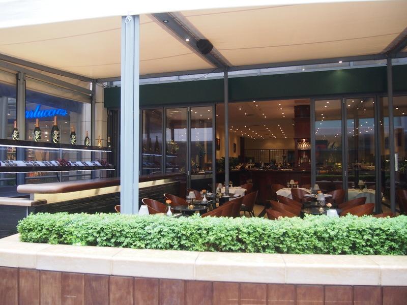 Westfield Terrace Food
