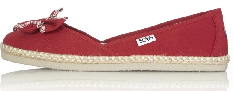 103340 Skechers Bobs Bow Detail Pump  £33.00