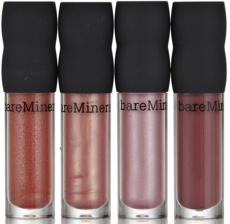 202044 bareMinerals 4 Piece Petite Treats Lipgloss Collection  £21.00