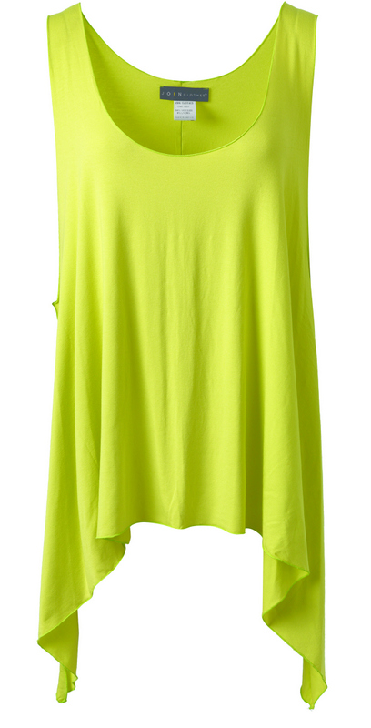 Join Clothes Drape Side Sleeveless Top 106810 £49.00