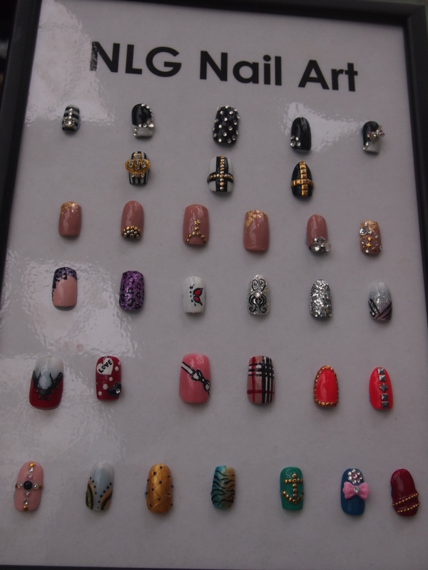 Nazila LoveGlamour Nail Art