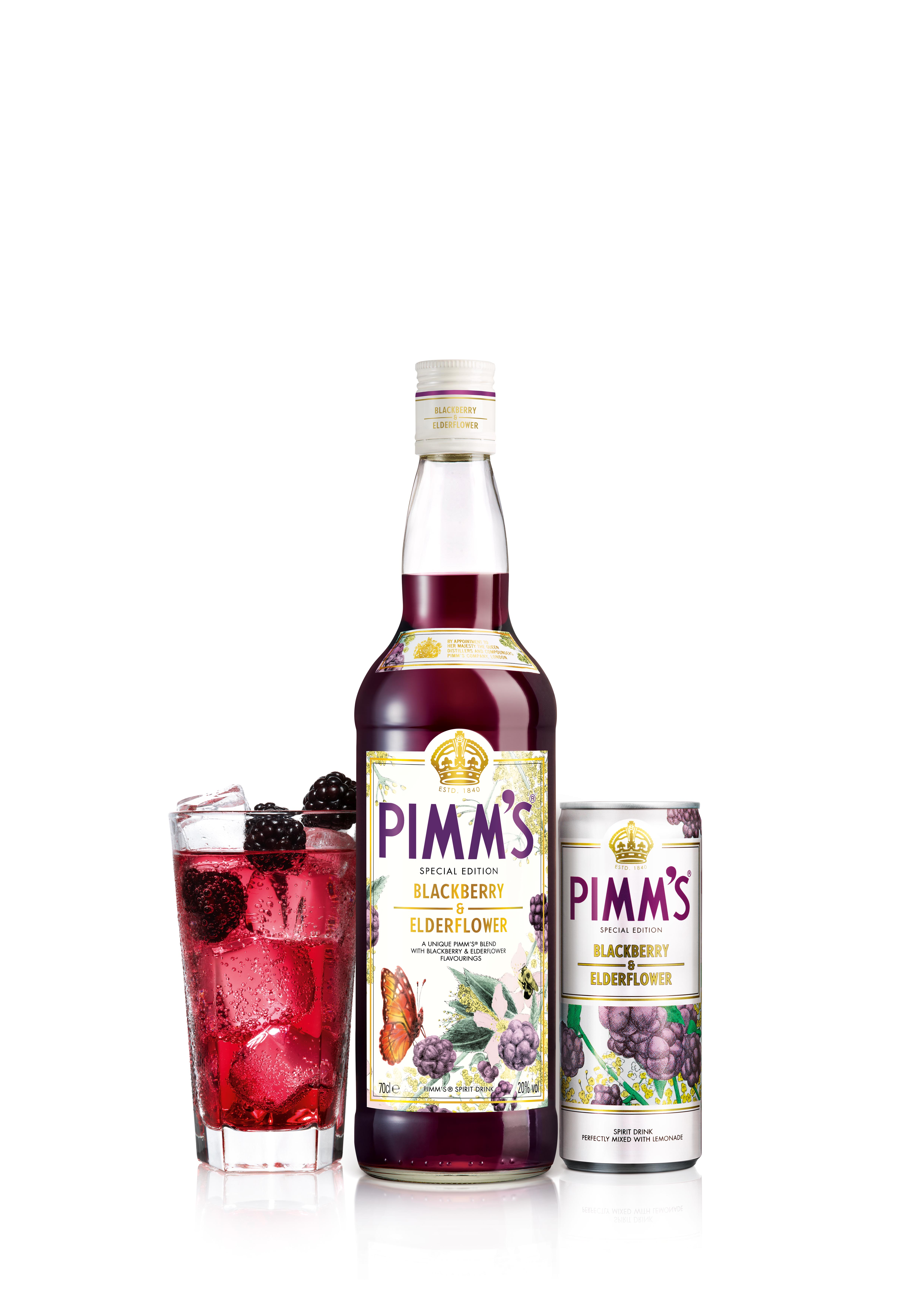 PIMMS LTD EDITION