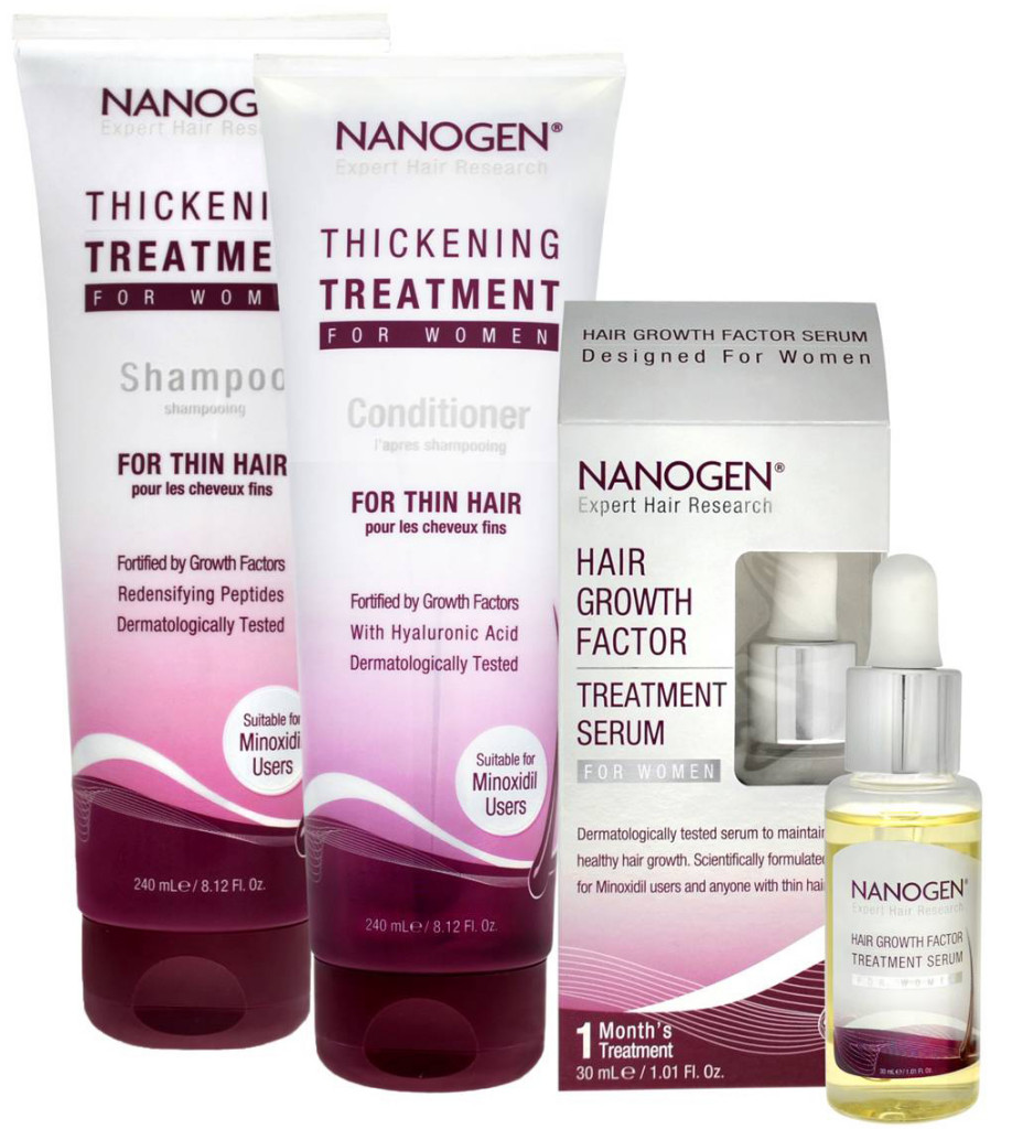 Nanogen women collection