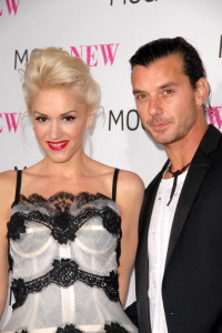 Gwen Steffani and Gavin Rossdale