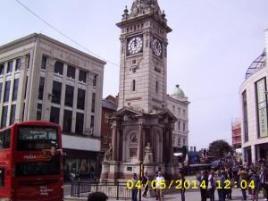 Brighton City Centre Clock