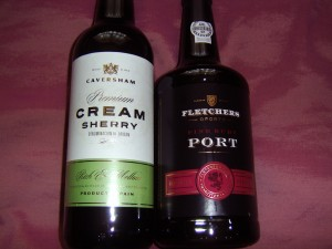 Fortified wines for the New Year