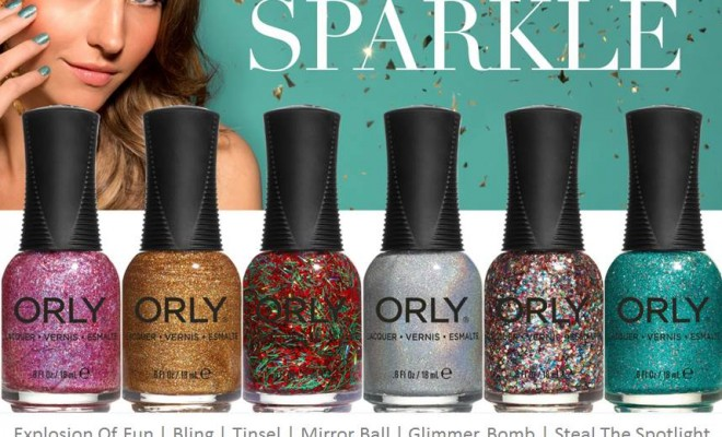 ORLY SPARKLE COLLECTION 2014