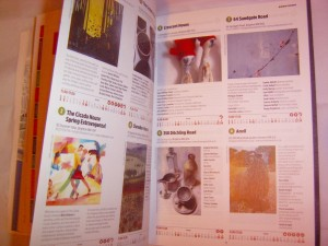 ARTISTS OPEN HOUSES booklet