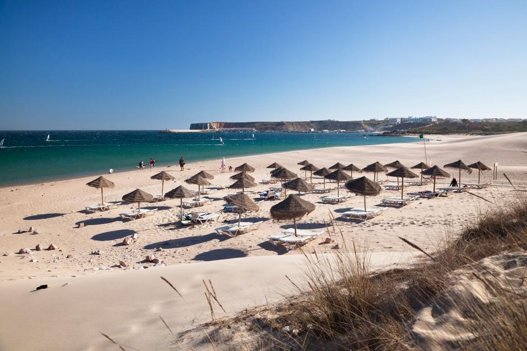 Praia do Martinhal, Algarve, Portugal