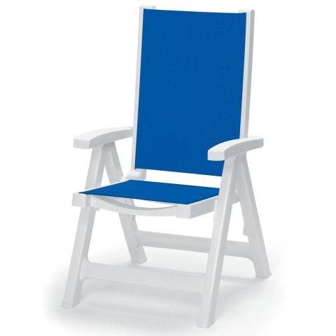 Esmeralda_Textilne_5_Position_Armchair_White