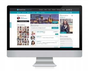 Inner Circle Dating Browser Snapshot