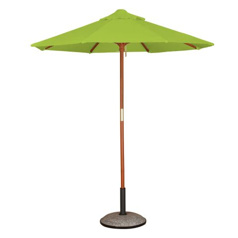 Octagonal_2m_Parasol_Premium_in_Apple_Green