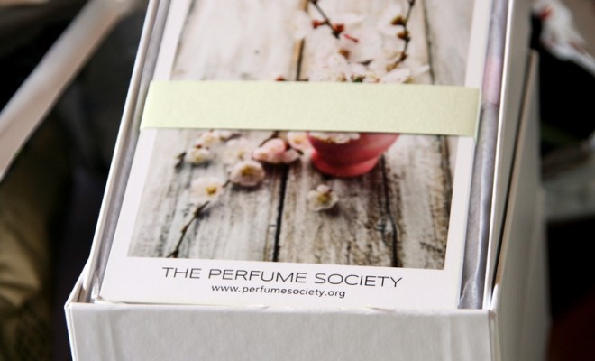 The Perfumed Society