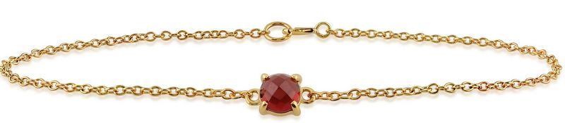 0059916_amour-damier-9ct-yellow-gold-066ct-garnet-claw-set-checkerboard-19cm-bracelet