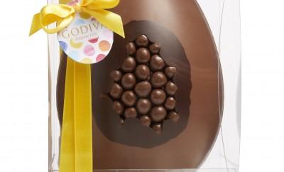 GODIVA pearl chocolate Easter egg 50