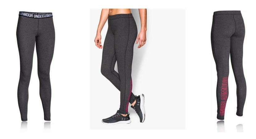 Pictured Under Armour Wordmark Tights RRP £34.99