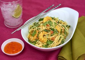 ThaiTaste CRAB AND PRAWN VERMICELLI